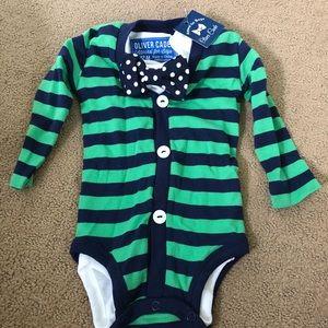 Cute Onesie 6-12 months, Oliver Cade